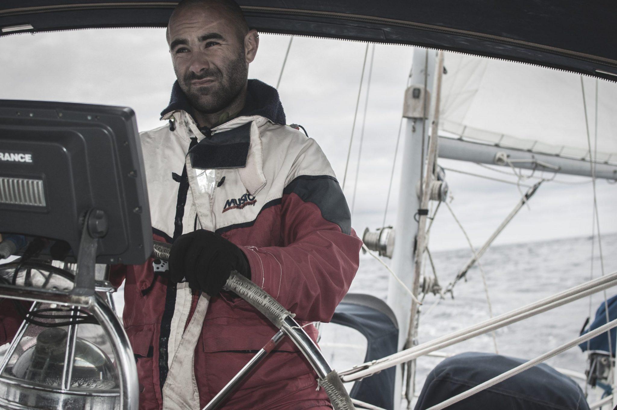 Leigh Timmis ocean adventure