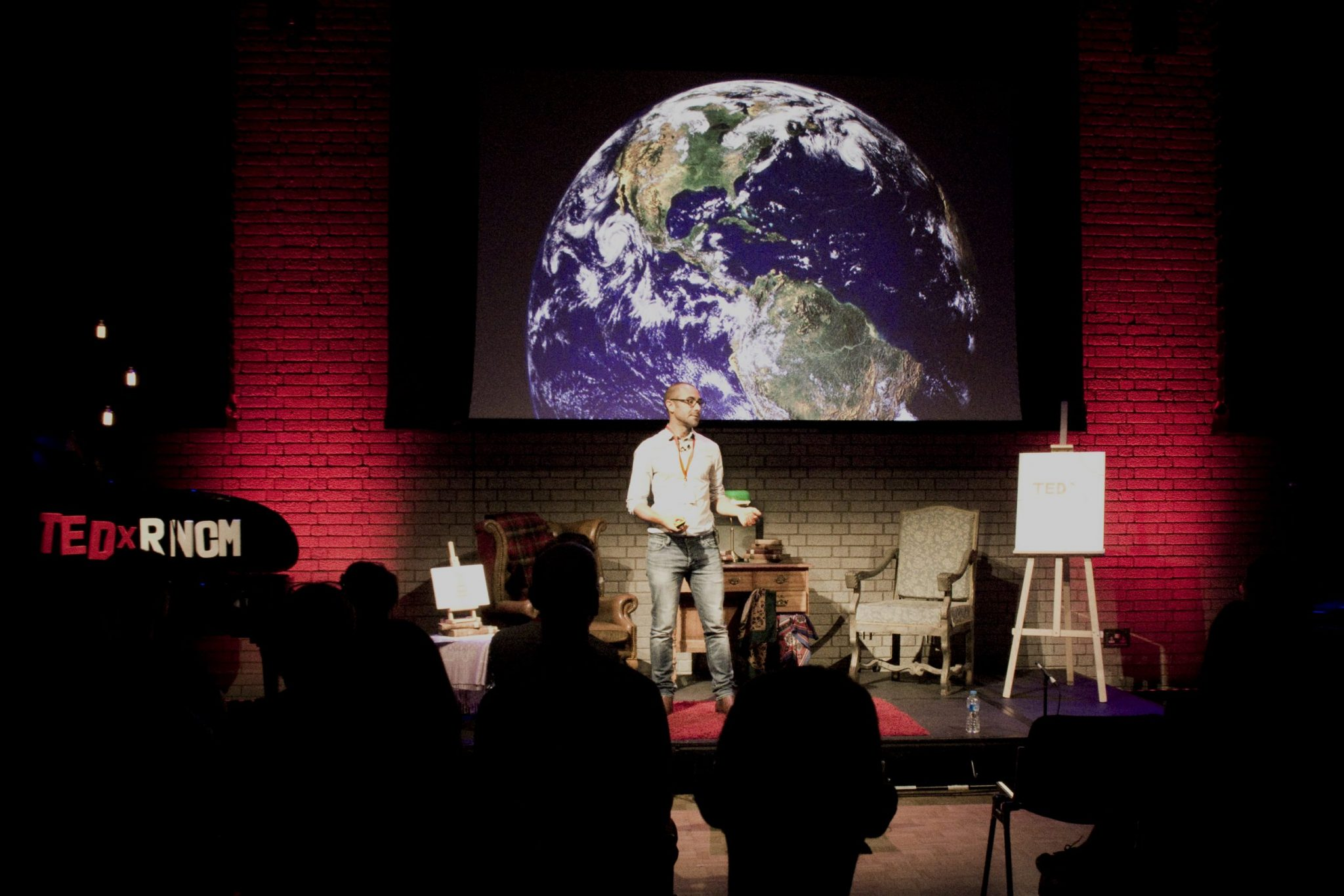 Leigh Timmis Round The World Cyclist TEDx Talk Video
